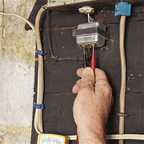 doorbell transformer location test transformer how to fix a doorbell this house