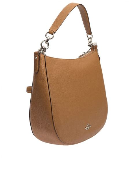 Coach Chelsea Patchwork Large Hobo by Coach Coach Chelsea Hobo Bag Cuoio S Totes