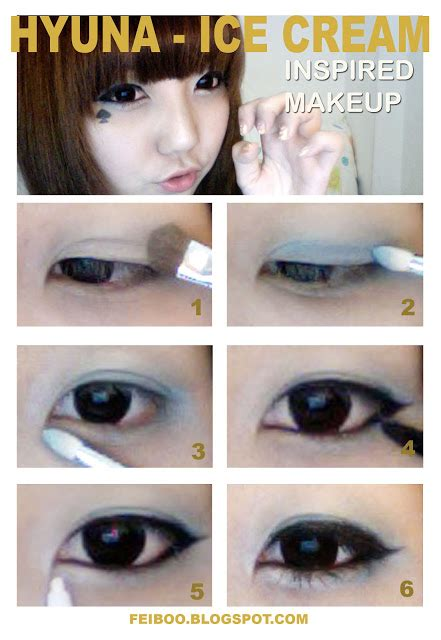 video tutorial make up artis korea trend fashion korea terbaru cara make up natural korea