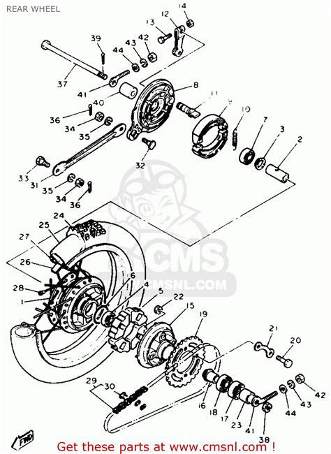 pw 80 big wheel wiring diagrams repair wiring scheme