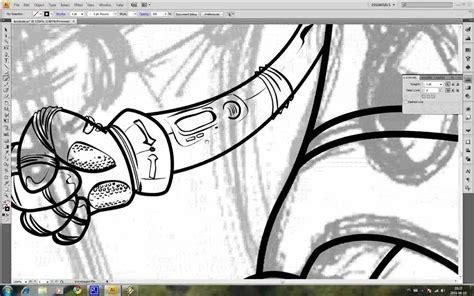 tutorial sketch illustrator adobe illustrator character creation tutorial part 1a