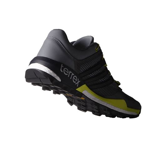 adidas terrex boost mens gery trail outdoors running sports shoes trainers ebay