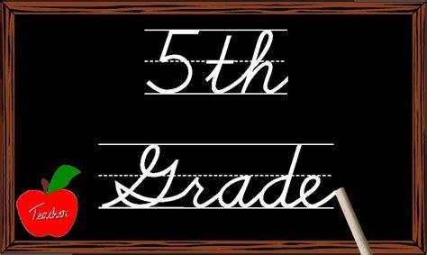 drumright 5th grade