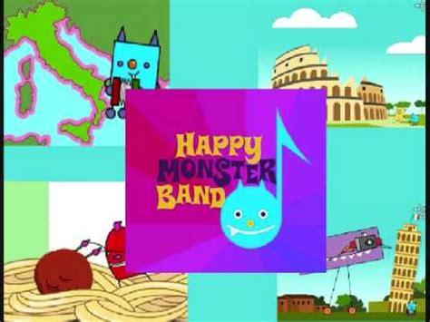 Handuk Moneter happy band italian tour the italian way