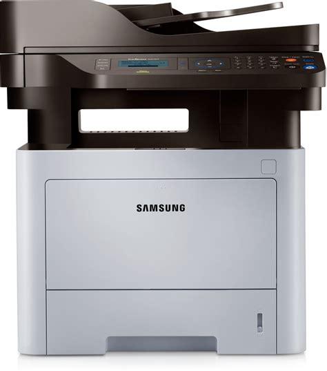 Printer Samsung Sl M3870fw samsung sl m3870fw multifunction network wireless fax mono laser printer computer alliance