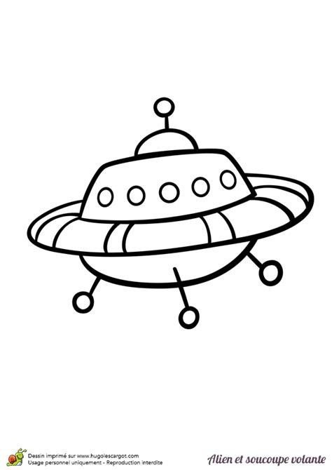 cuisine v馮騁alienne coloriage martien et soucoupe volante ufo