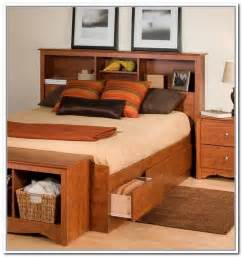 bookcases ideas platform storage bed bookcase headboard