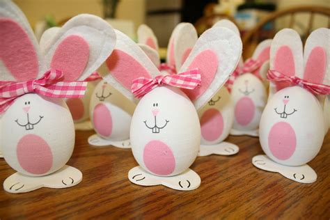 Easter Projects | serenity assisted living spring and easter crafts galore
