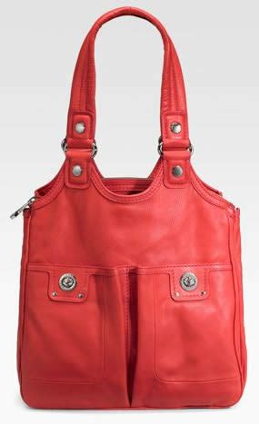 Marc By Marc Totally Turn Lock Teri Tote by To Purseblog