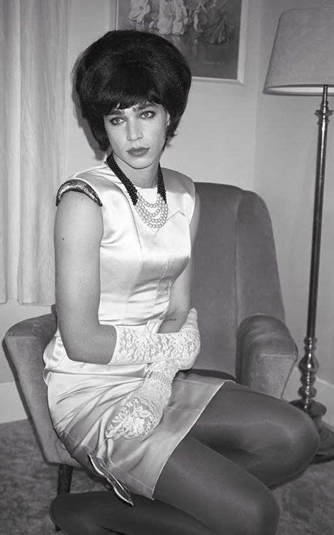 crossdresser 1950 vintage crossdressing pinterest 279 best vintage transformations images on pinterest