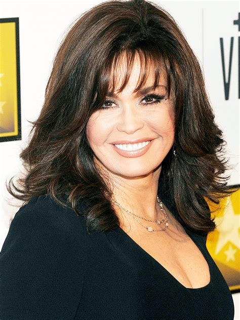 marie osmond hairstyle 2015 easy lifestyle tweaks that send extra pounds with marie