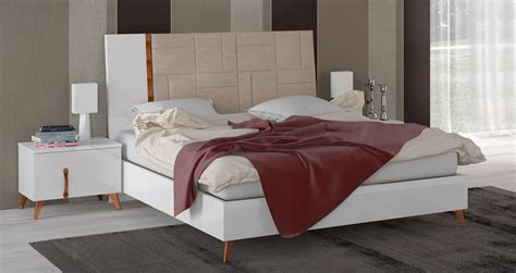 white leather bedroom suite made in italy leather elite modern bedroom sets with