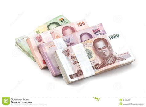 currency thb currency thb stock image image of growth rich exchange