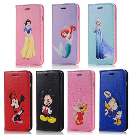 3d minnie mickey mouse pu flip leather cover for samsung galaxy note 3 iii jpg