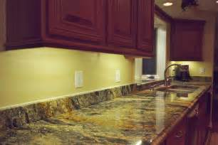 Kitchen Under Cabinet Light by Under Cabinet Lighting Options Designwalls Com