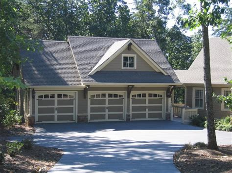 Detached 3 Car Garage Plans by Detached 3 Car Garage Country Garage Garage And Shed