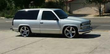 Chevrolet Tahoe 2 Door 1998 Chevy Tahoe 2 Door La Mitula Cars