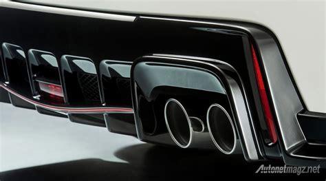 Knalpot Mobil Alpino Type R knalpot honda civic type r