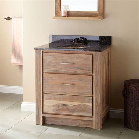 whitewash bathroom vanity 30 quot venica teak vanity for undermount sink whitewash