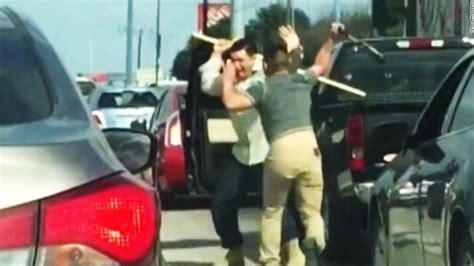 Rage Fight Road Rage Fight Goes Viral Cnn