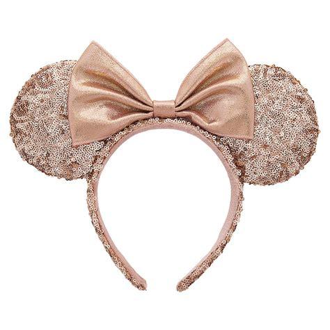 Disney Minnie Ears Headband your wdw store disney ears headband minnie gold