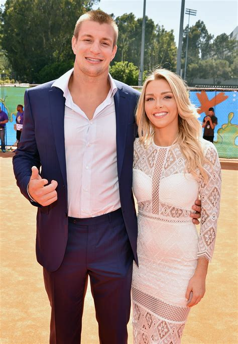 camille kostek rob gronkowski s girlfriend is quite the super bowl wives and girlfriends meet the women behind