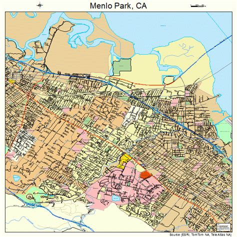 menlo park california map custom bar studio design gallery best design