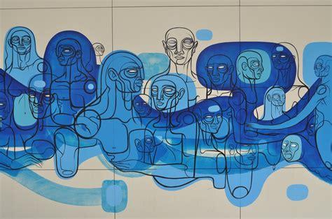 Wall Sticker Design doze green graphic design urban art the red list