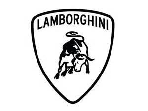 Lamborghini Logo Eps Les Plus Grandes Marques De Luxe Italiennes Twenga Magazine
