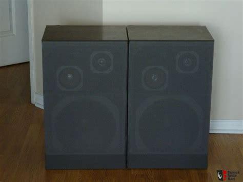 Sk Ii Sepaket vintage jvc sk 1000 ii speakers for sale photo 592022 canuck audio mart