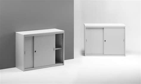 armadi ufficio ante scorrevoli librerie armadi e mobili contenitori in metallo per