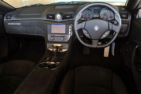maserati grancabrio interior maserati grancabrio mc now on sale in australia from