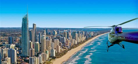 gold coast helicopters gold coast
