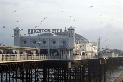 the palace pier and theatre brighton later brighton pier brighton and hove news 187 brighton s palace pier sold to