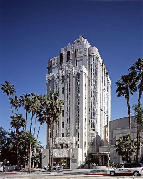 Deco Apartment Buildings Los Angeles Real Estate Spotlight Historic Deco Buildings In Los