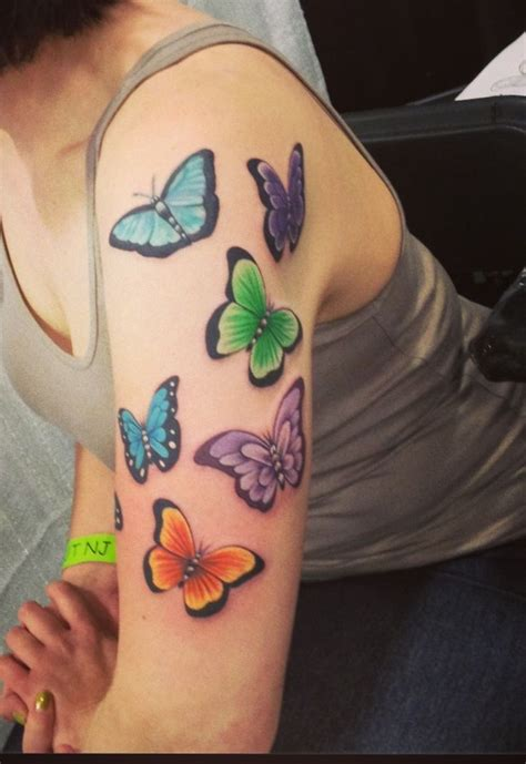 half butterfly tattoo designs butterfly half sleeve i need more tattoos