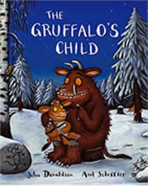 The Grufallos Child By Donaldson the gruffalo s child by donaldson book review