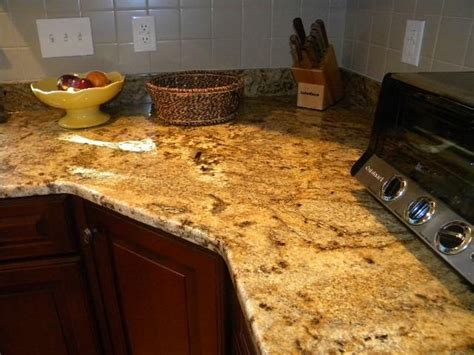 Golden Granite Countertops golden granite countertop pictures gold