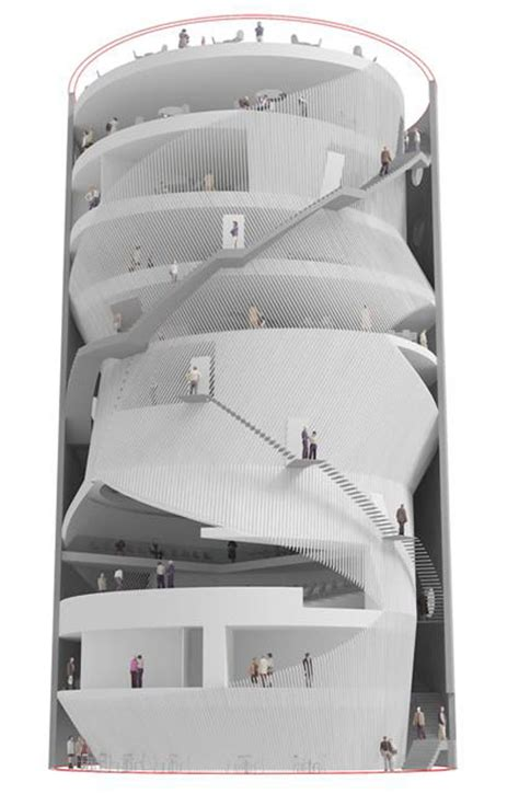 design competition rfp nl architects proposal for the silo competition in