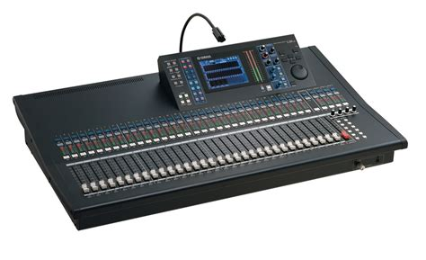 Mixer Audio Yamaha 24 Channel yamaha ls9 32 channel digital mixing console cps
