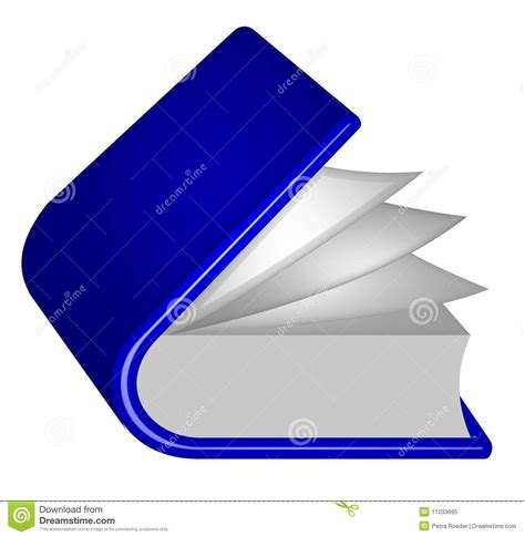 blue a novel a blue book royalty free stock photo image 11033695