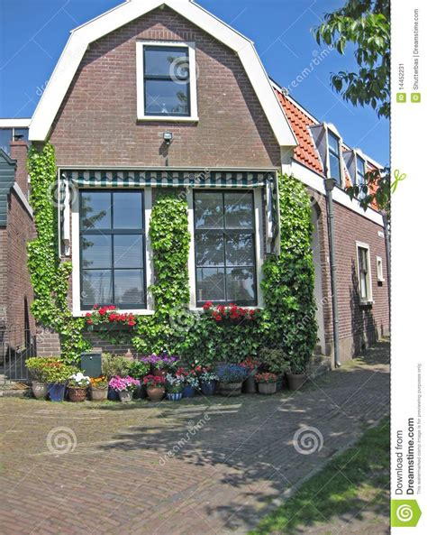 dutch house dutch house stock image image 14452231