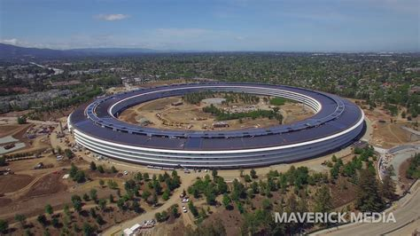 new apple headquarters check out apple s new 5 billion cus employees have