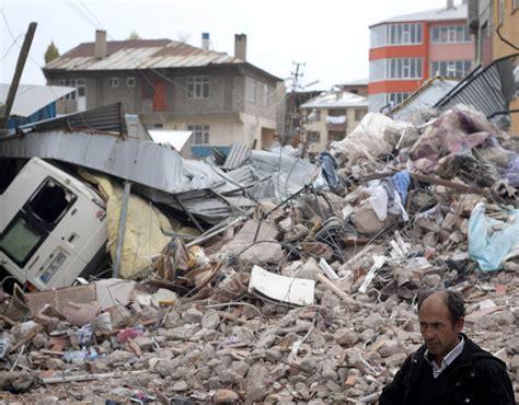earthquake hotspots turkey in 2011 a 7 2 magnitude earthquake hit eastern