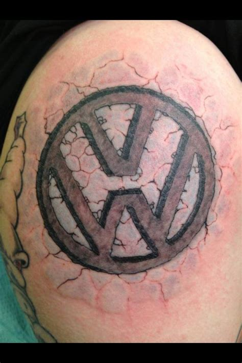 vw tattoo 17 best images about das vw tattoos on logos