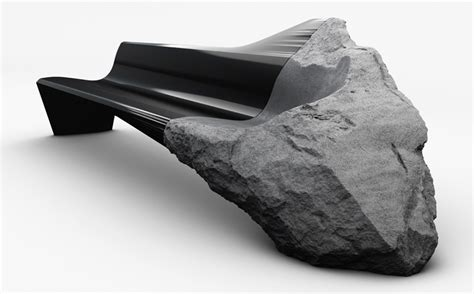 carbon fiber couch peugeot design lab crafts onyx sofa with volcanic lava and