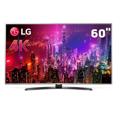 Smart Tv 60 smart tv led 60 quot ultra hd 4k lg 60uh7650 sistema