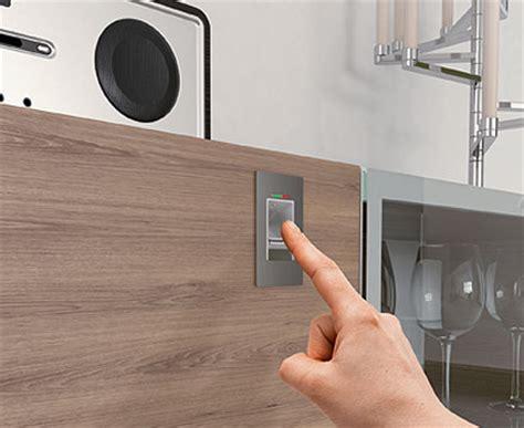 Biometric Cabinet Lock by Hettlock Fingerprint Lock And Unit