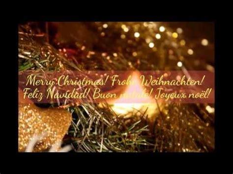 Merry Buon Natale Frohe Weihnachten by Merry Frohe Weihnachten Feliz Navidad Joyeux