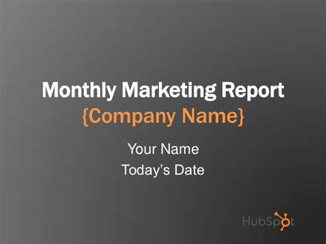 monthly marketing report sle monthly marketing report template 28 images sle sales
